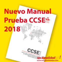 Nuevo Manual PRUEBA CCSE 2018 - NacionalidadYA.com