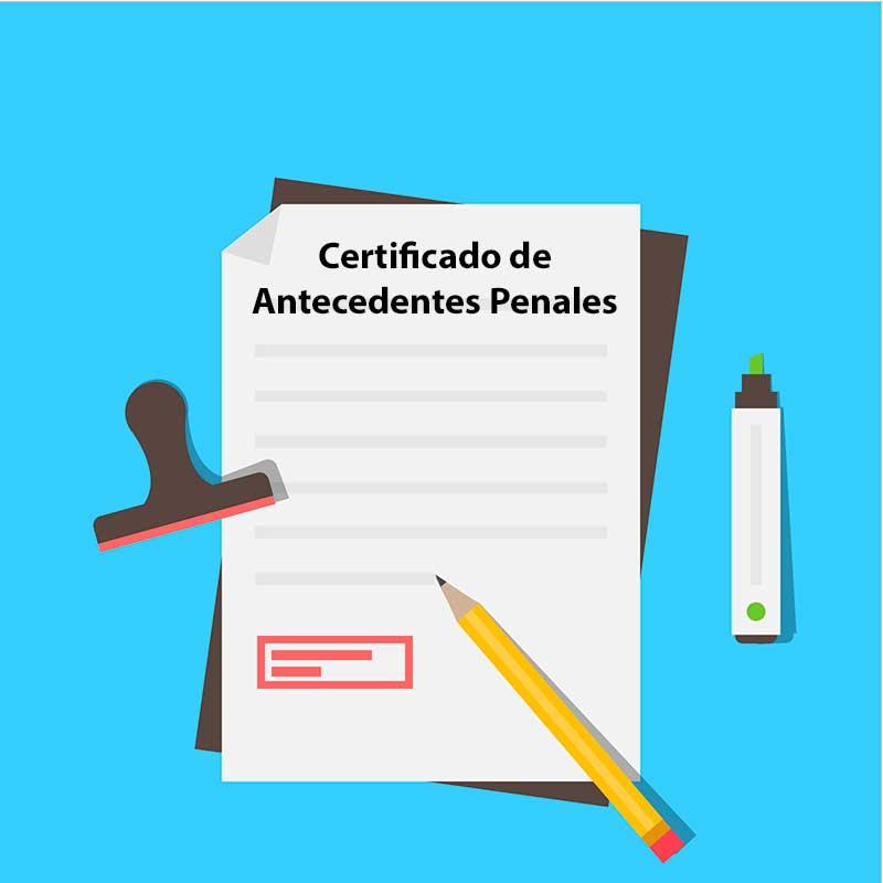 Vigencia Del Certificado De Antecedentes Penales Para